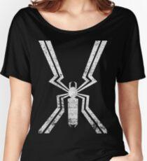 Agent Venom - Logo Women's Relaxed Fit T-Shirt