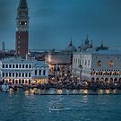 (see large)        ...Venice at night .... by John44
