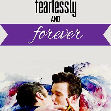 Fearlessly And Forever (Klaine) by askyfullofstars