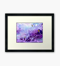 Winter of Our Discontent Framed Print