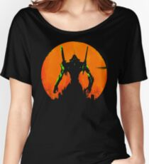 Evangelion T-shirts coupe relax