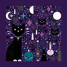 Halloween Kittens  by CarlyWatts