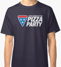 PIZZA PARTY Classic T-Shirt