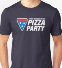 PIZZA PARTY Unisex T-Shirt