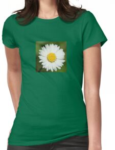 Closeup of a Beautiful Yellow and Wild White Daisy flower T-Shirt