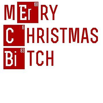 Merry Christmas, B***h (Breaking Bad) by askyfullofstars