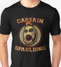 Captain Spaulding Est. 1977 Slim Fit T-Shirt