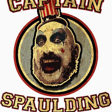 Captain Spaulding Est. 1977 by CaitlinCIC