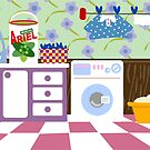 Laundry by Sonia Pascual