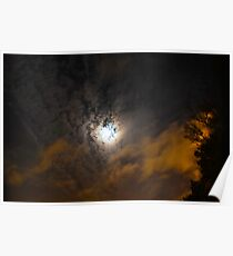 A Sky Painting Poster