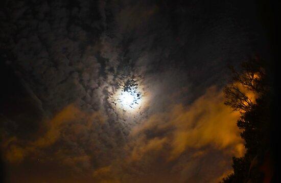 A Sky Painting by Heather Friedman