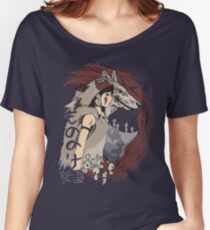Keepers of the forest mononoke Women's Relaxed Fit T-Shirt