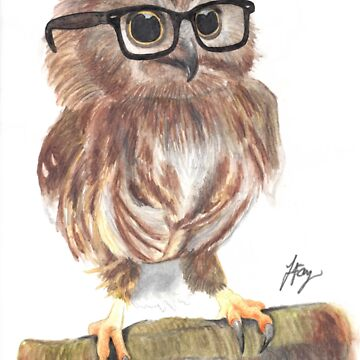 "Clark ""Owl"" Kent by jf901"