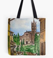 Siena Italy Tote Bag