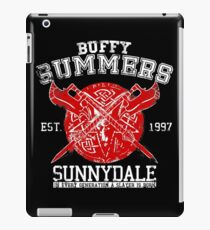 Buffy - One Born iPad Case/Skin