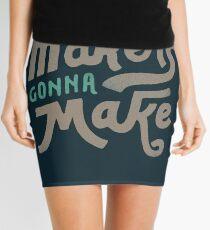 Makers Mini Skirt