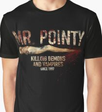 Mr. Pointy Graphic T-Shirt