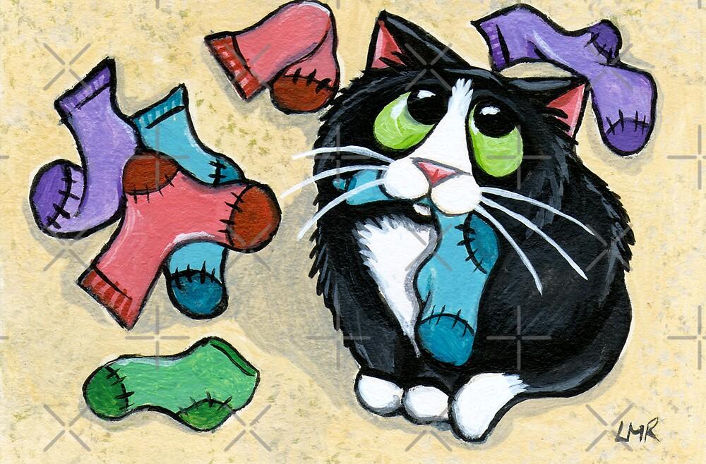 Missing Socks by Lisa Marie Robinson