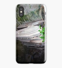 Stacked Coffins iPhone Case