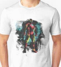 Dressed in Iron Unisex T-Shirt