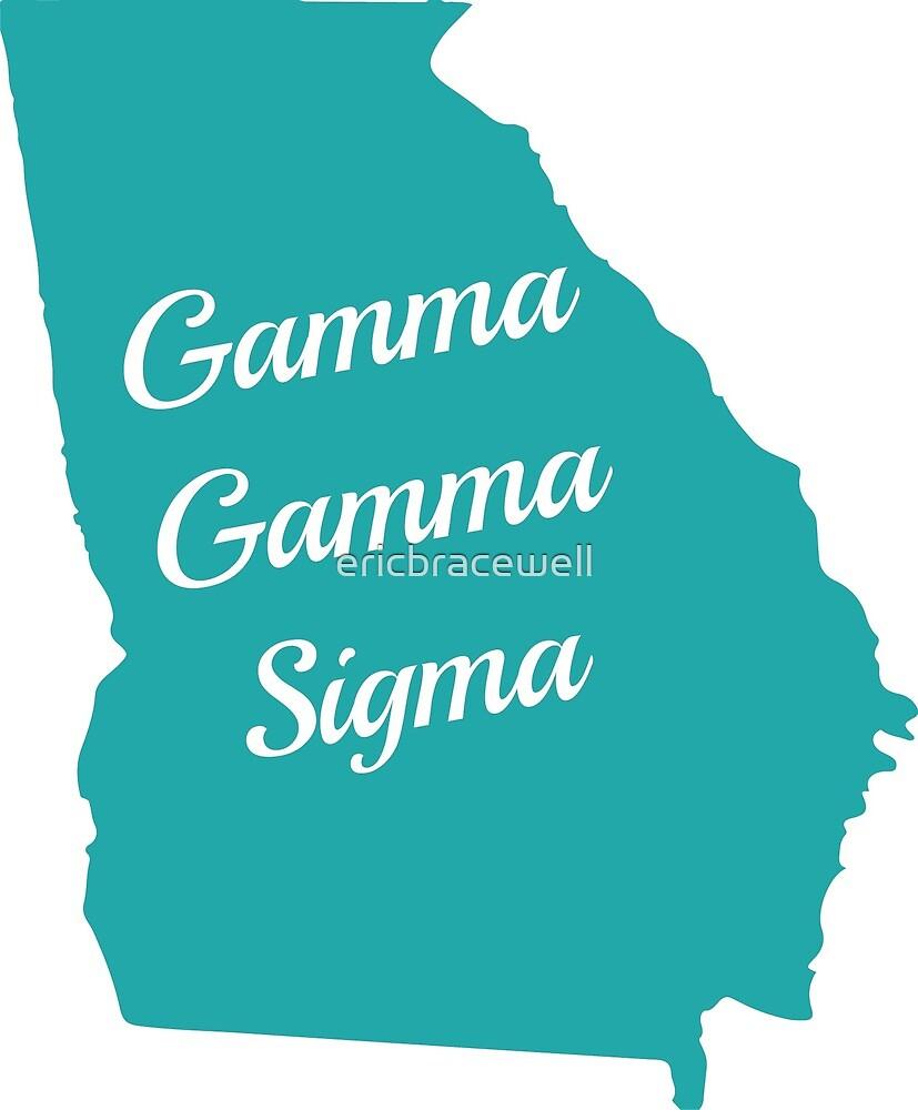 Gamma Gamma Sigma - Georgia by ericbracewell