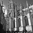 York Minster by Billy Hodgkins