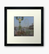 London Eye, Millenium Wheel Framed Print