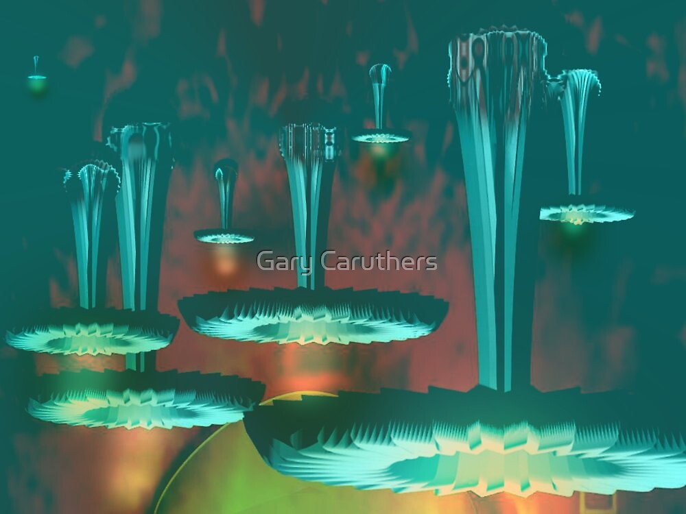 Architect by Gary Caruthers