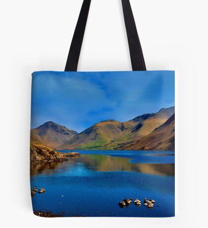 Wastwater Lake District Tote Bag