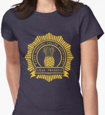 Pineapple Brigade Women's Fitted T-Shirt