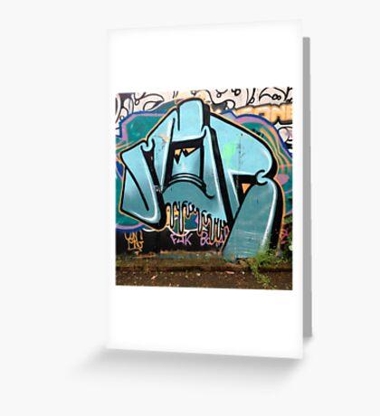 Graffiti (Coventry) Greeting Card