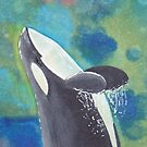 Breaching Orca by DutchOrca