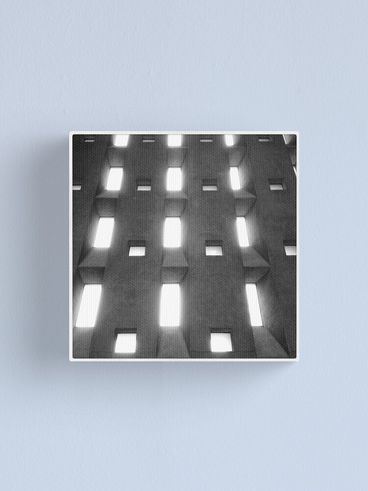 Alternate view of Windows, Coventry Cathedral Canvas Print