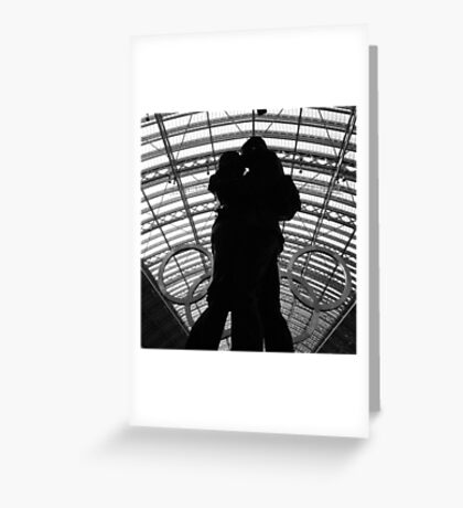 Meeting Place Greeting Card