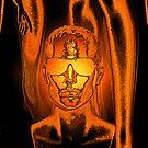 Tonight I'm Burning All The Dark Times II by Igor Shrayer