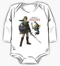 The Legend of Zelda  One Piece - Long Sleeve