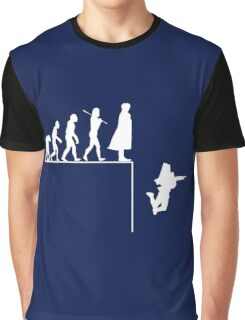 Sherlock Evolution Graphic T-Shirt