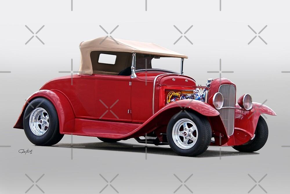 1932 Ford 'Rag Time' Roadster by DaveKoontz