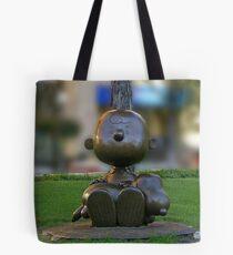 Charlie Brown & Snoopy Tote Bag