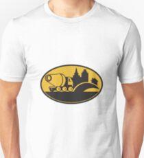 Cement Truck Construction Building T-Shirt