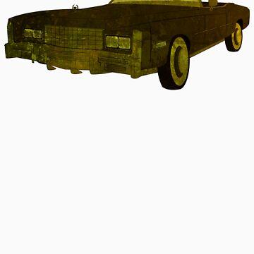 The Cadillac by oscarrothe