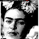 Frida Kahlo by HeyGlad
