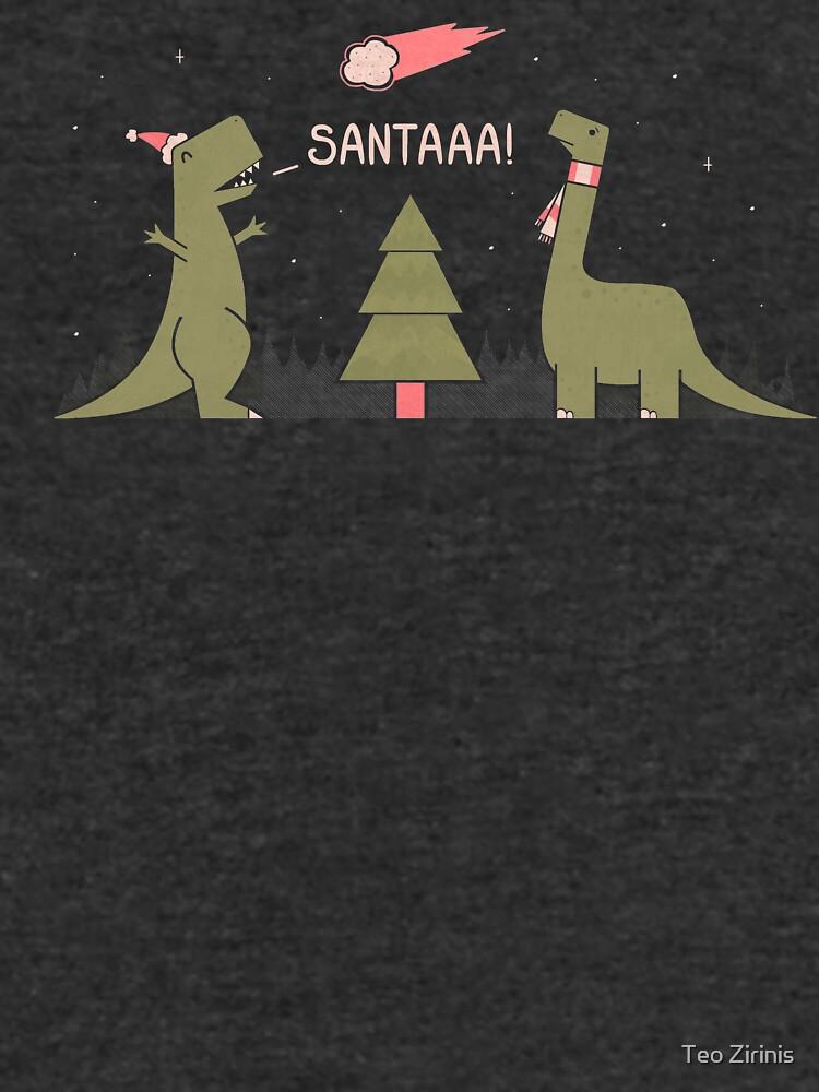 Merry Extinction by theodorezirinis