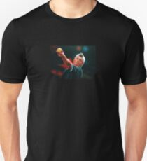 Lleyton Hewitt Painting 2  T-Shirt