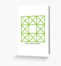 Design 107 Greeting Card