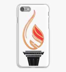 Guidance (هدى) iPhone Case/Skin