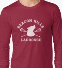 Beacon Hills Lacrosse Long Sleeve T-Shirt