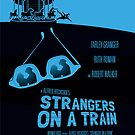 Alfred Hitchcock's Strangers On A Train by Alain Bossuyt