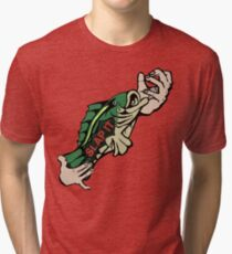 Slap Da Bass Tri-blend T-Shirt
