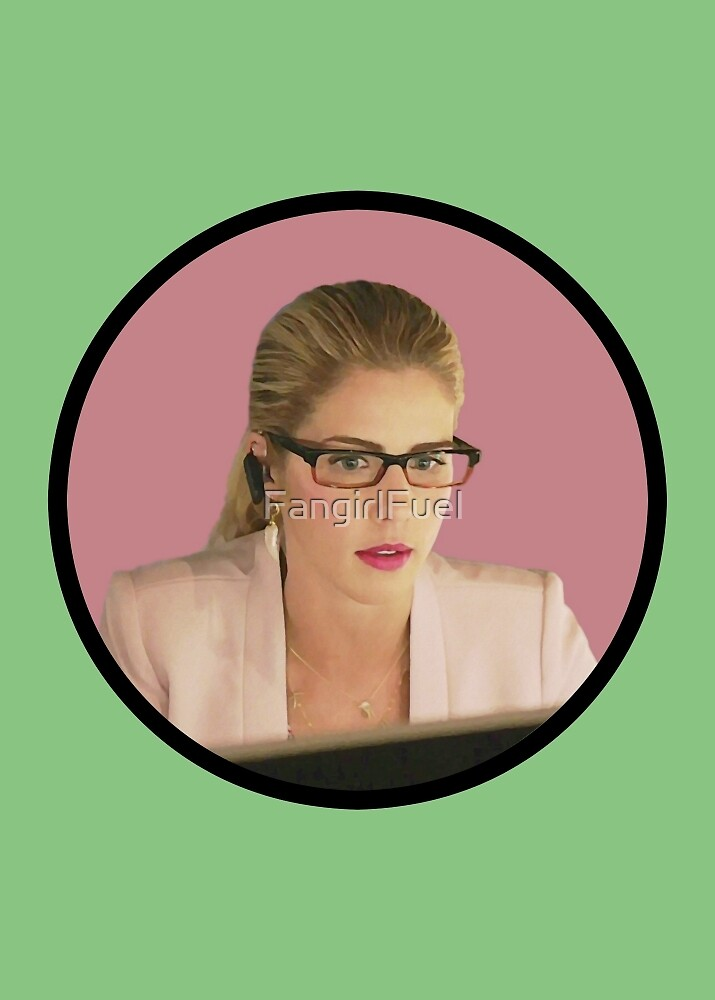 Felicity Smoak - Tech Wiz by FangirlFuel